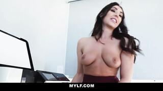 Főnök pornó